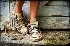 worn-sneakers